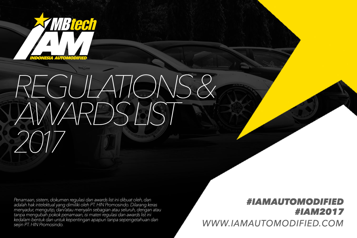 iam regulations awards
