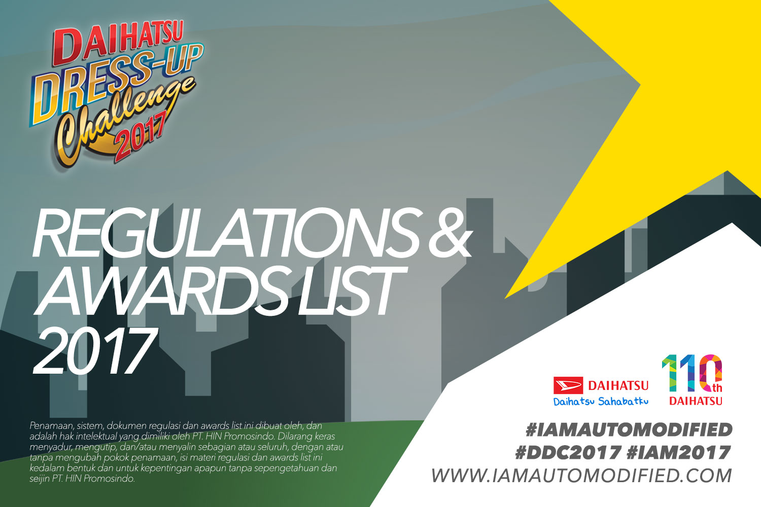 ddc regulations awards