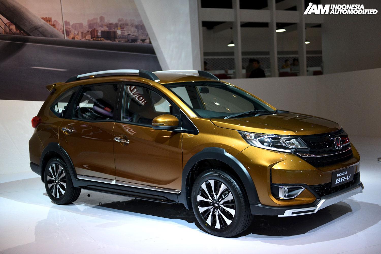 Harga New Honda Brv Di Iims Indonesia Automodified Iam