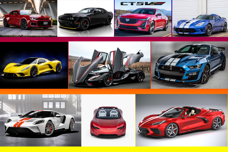 10 Mobil Dengan Desain Dan Berpenampilan Terbaik Buatan Amerika Apa Saja International Automodified Iam