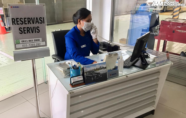 Begini Upaya Suzuki Layani Pelanggan Saat Pandemi Covid-19 ...